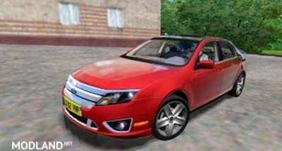 Ford Fusion Sport [1.3]